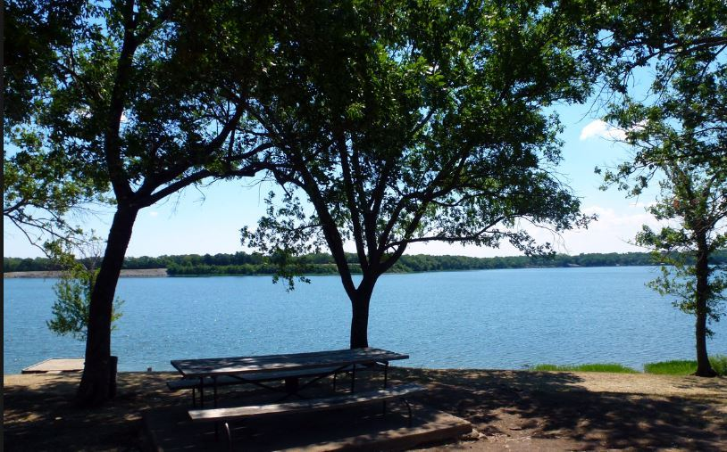 Fort Scott Lake