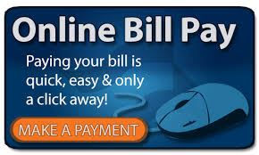 Online Bill Pay - Paying your bill is quick, easy, and only a click away!