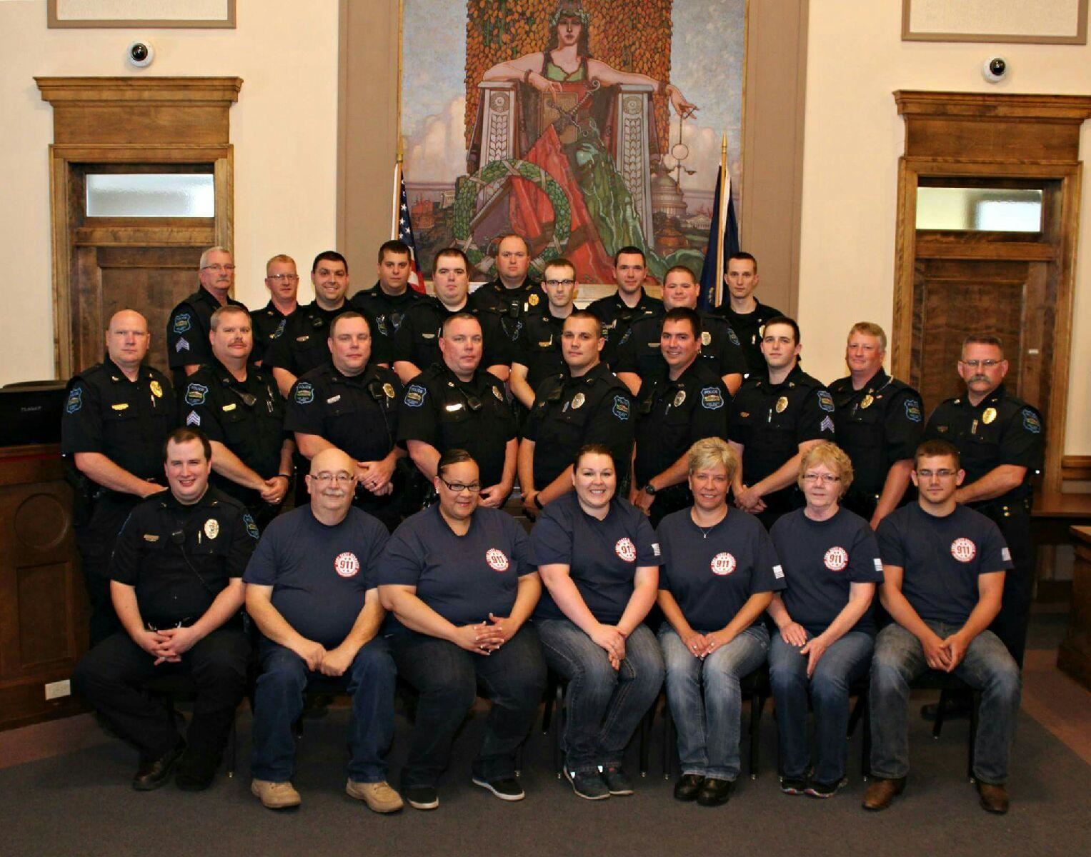 Police Department Photo